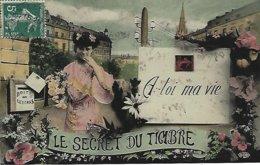 """Le Secret Du Timbre"""" A Toi Ma Vie"""" - Timbres (représentations)"""