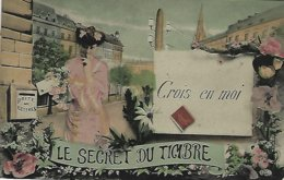 """Le Secret Du Timbre"""" Crois En Moi"""" - Timbres (représentations)"""