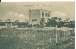 PENTHIEVRE  ( COTE D 'ARMOR ) ELEVAGE DE LA SIRÈNE - Frankreich