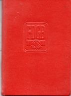 """(Kart-ZD) DDR MITGLIEDSBUCH """"FDGB - Freier Deutscher Gewerkschaftsbund"""" Ausgest. Görlitz 19.1.1971 Bis 1980 - Documents Historiques"""