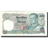 Billet, Thaïlande, 20 Baht, KM:88, TTB+ - Thailand