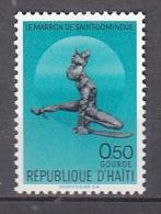 G1462 - HAITI Yv N°601 ** - Haití