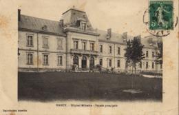 NANCY - Hôpital Militaire - Facade Principale - Nancy