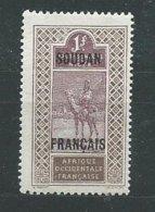 SOUDAN  N°  34 * TB 2 - Sudan (1894-1902)