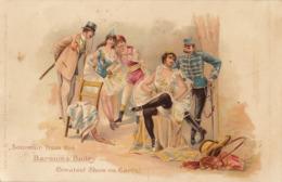 Carte Postale Cirque Barnum Et Bailey - Circus