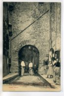 83 PIGNANS Carte Rare Villageois Ancienne Porte Fortifications De La Ville 1910- Agnel Edit Cliché Giraud     /D03 -2017 - Sonstige Gemeinden