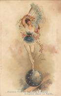 Carte Postale Cirque Barnum Et Bailey - Circo