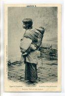 TONKIN Femme THO Et Son Enfant FRontiere Sino Annamite Types Et Peuplades 2051 Taupin Editeur      /D04-S2017 - Viêt-Nam