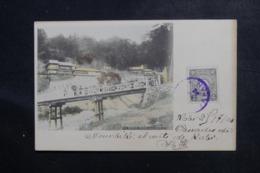 JAPON - Carte Postale - Kobe - Nunobiki Water Falls Road At Kobe - Voyagé En 1904 - L 46938 - Kobe