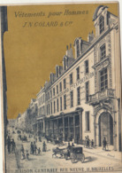 Grand Chromo Colard à Bruxelles Magasin Commerce Rue Neuve - Sonstige