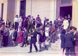 PHOTO DE PRESSE BOURVIL ET ADAMO DANS LES ARNAUD FILM DE 1967 FORMAT 18 X 13 CM - Famous People