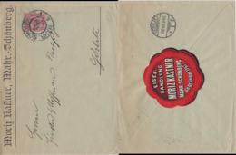 Österreich Austria Privatganzsache PU 10 H Mährisch Schönberg 1903 - Entiers Postaux