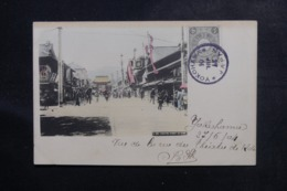 JAPON - Carte Postale De Kobe - Théâtre Street Of Kobe - Voyagé En 1904  - L 46956 - Kobe