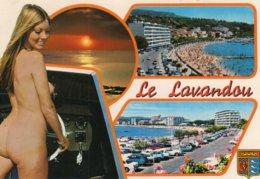 B60948 Cpsm Le Lavandou - France