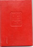 """(Kart-ZD) DDR MITGLIEDSBUCH """"FDGB - Freier Deutscher Gewerkschaftsbund"""" Ausgest. Görlitz 10.6.1980 Bis 1989 - Historische Dokumente"""