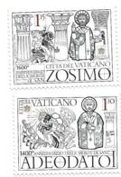 2018 - Vaticano 1814/15 Morte Di Papa San Zosimo - Celebrità