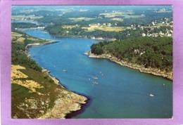 29 Moëlan Sur Mer La Rivière Du Belon Le Port La Pointe De Riec Et Les Rives Boisées De Kerfany - Moëlan-sur-Mer