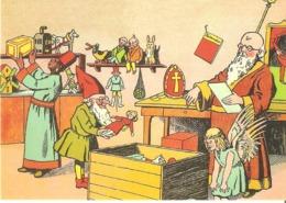 116) Saint-Nicolas - Sinterklaas - Zeer Goede Staat - L'état Très Bon ! - 10 X 15 Cm - Saint-Nicholas Day
