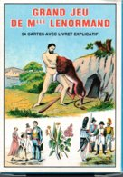 Grand Lenormand Jeu 54 Cartes Astro Mythological Playing Card - Cartes à Jouer