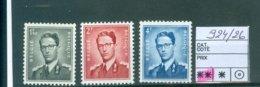 924-926    Xx COB 11.75€ - Unused Stamps