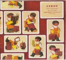 LEROY MAROQUINIER ORSAY - LE TANNEUR CUIR - Publicités