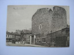 CPA Compiegne. 60 Oise. Tour Jeanne D'Arc. Animation... - Compiegne