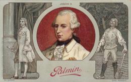 Chromo Palmin Joseph II - Trade Cards