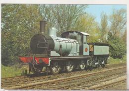 England Uncirculated Postcard - Trains - North Norfolk Railway 0-6-0 Type J15 Locomotive No 564 - Trains