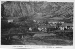 Vallee De L Ubaye...les Tuiles   Vue Generale - Frankreich