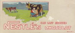 Chromo Nestlé Au Lait Suisse - Nestlé