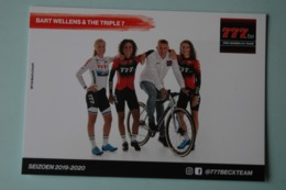 CYCLISME: CYCLISTE : GROUPE 777 CYCLO CROSS 2019 - Ciclismo