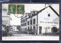 Le Pouldu - Hôtel Des Grands Sables - Le Pouldu