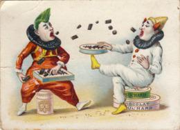 Chromo Suchard Clown Cirque - Suchard