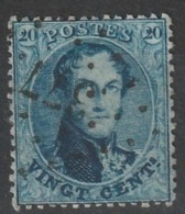 COB N° 14 - Obl. L377  Vieux-Dieu - 1863-1864 Medaglioni (13/16)