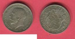 1/2 COURONNE 1921 ( KM 335) TB 7 - Otros