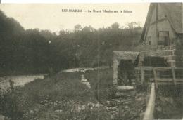 LES BIARDS (Manche) - Le Grand Moulin Sur La Sélune - France