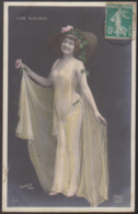 CPA - (Célébrités) Lise Fleuron - Femmes Célèbres