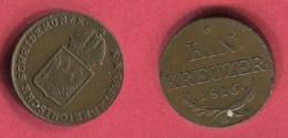 1 KREUZER 1816 ( KM 2113) TB 12 - Austria