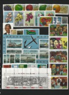 SOUTH AFRIKA-9 Years Sets (1994-95-96-97-99-00-01-02 Y.y.) .259 Issues - Unused Stamps