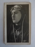 OORLOG-PILOOT--Georges Livyns -1945-Oostende Gesneuveld - Devotieprenten