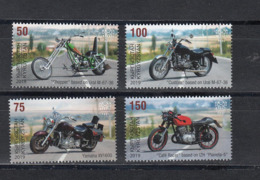 Kirgistan Kyrgyzstan MNH** 2019   Mi 133-39 Motorcycle Set - Kyrgyzstan