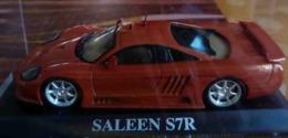 SALEEN S 7 R 1/43 VOITURE DE SPORT - Auto's, Vrachtwagens, Bussen
