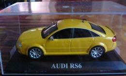 AUDI R S 6  1/43 - Auto's, Vrachtwagens, Bussen