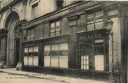 CPA Paris 2e (Dep. 75) Restaurant Beaugé (57657) - Pubs, Hotels, Restaurants