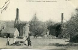 53 Mayenne  Couesnes 8 CP Circulées   Même Collection Pour Le 53 De Schmit Interprète Pour Les Prisonniers. - Other Municipalities
