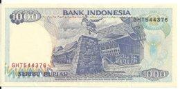 INDONESIE 1000 RUPIAH 1992-99 AUNC P 129 H - Indonesia
