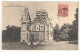 61 - Saint-Germain-du-Corbéis - Château De CHAUVIGNY, Près Alençon - 1906 - Alencon
