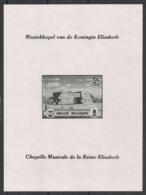Belgique - Bloc 14 (Timbre COB N° 537B) - Chapelle Musicale - Neuf Sans Charnière (**) - à 15 % - Blocs 1924-1960