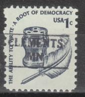 USA Precancel Vorausentwertung Preo, Locals Minnesota, Clements 882 - Vereinigte Staaten