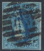 "Médaillon - N°11 Margé Obl P183 ""Londerzeel"". TB - 1858-1862 Medaillons (9/12)"